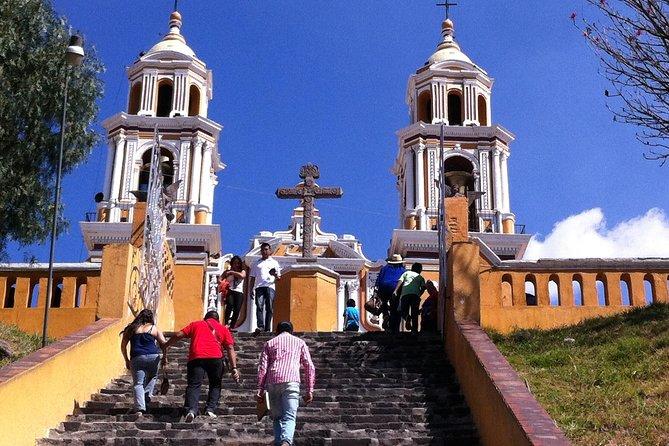 Tour privato Puebla e Cholula