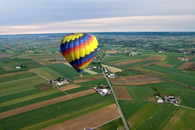 Lancaster County Hot Air Balloon Ride
