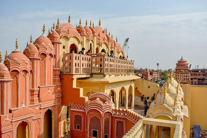 Jaipur Same Day from Delhi (All Inclusive)