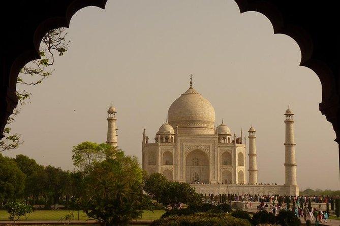 Same Day Agra From Delhi