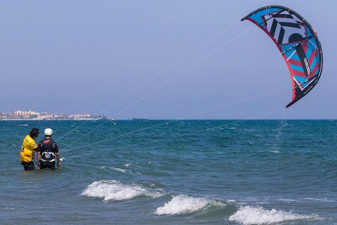 Fun Intro to Kitesurfing