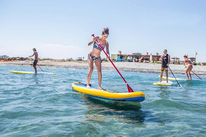 Stand Up Paddle Board Tour & Snorkel