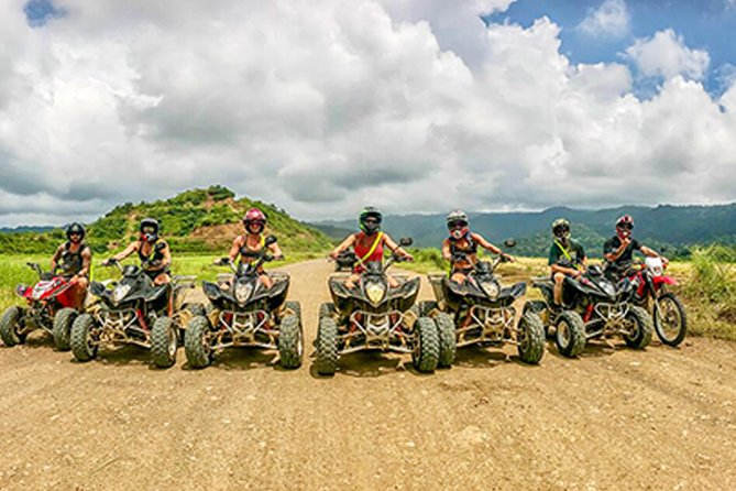 ATV, Zipline and Rappel Combo Tour Jaco