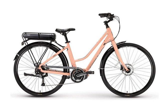 Full-Day Electric Bike Rental in Québec City