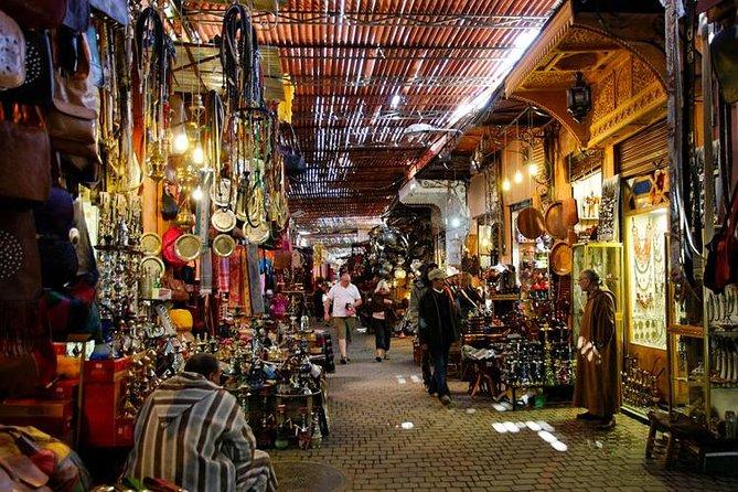 Marrakech city : private half day walking tour