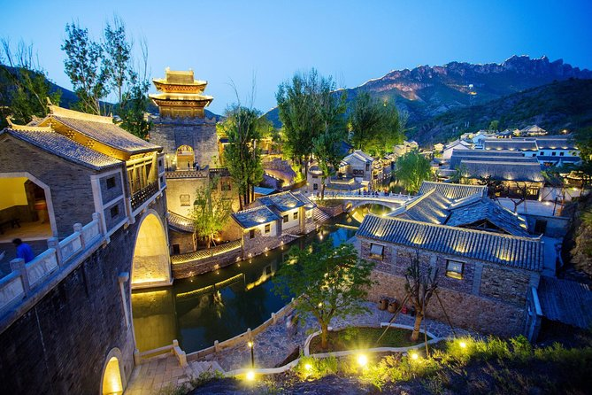 Forbidden City Tour with Night View of Simatai and Gubei Water Town from Beijing