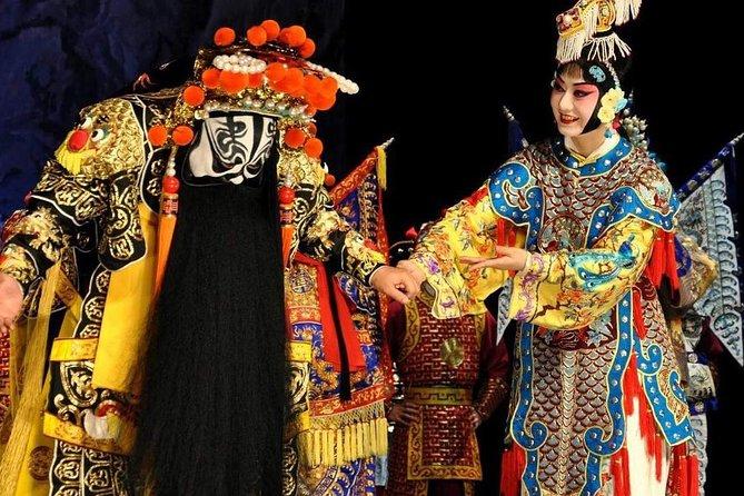 Evidenzia il tour privato della città di Pechino All Inclusive con VIP Opera Show di Pechino