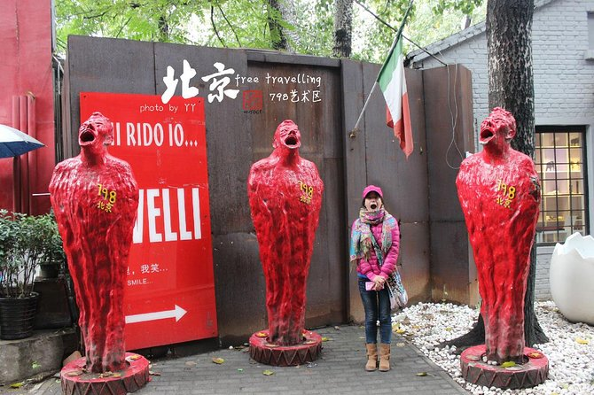 Private Beijing Day Tour: 798 Art District, Din Tai Fung and Hot Spring