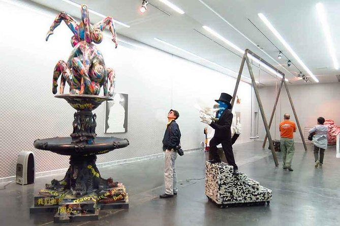 4 Hour Private Beijing 798 Art Zone Walking Tour with Lunch Option