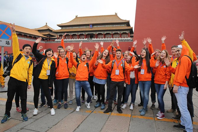 Forbidden City Walking Tour with Acrobatic Show at Chaoyang Theatre