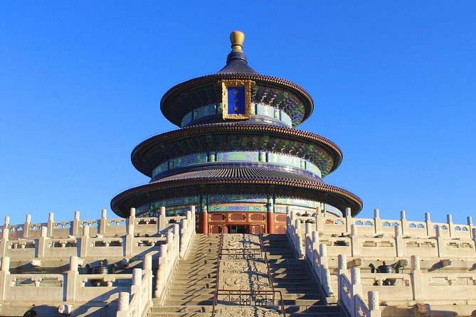 Private Tour to Temple of Heaven, Pearl Market and Summer Palace with Boat Ride