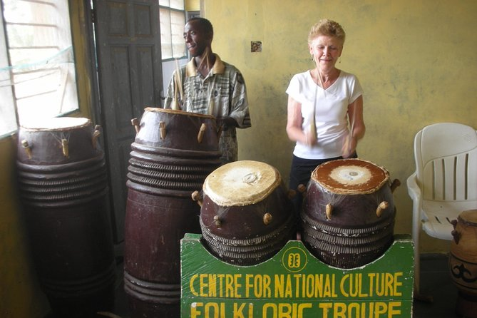 Kokrobite Drumming & Dancing Lessons Plus Cultural Tours