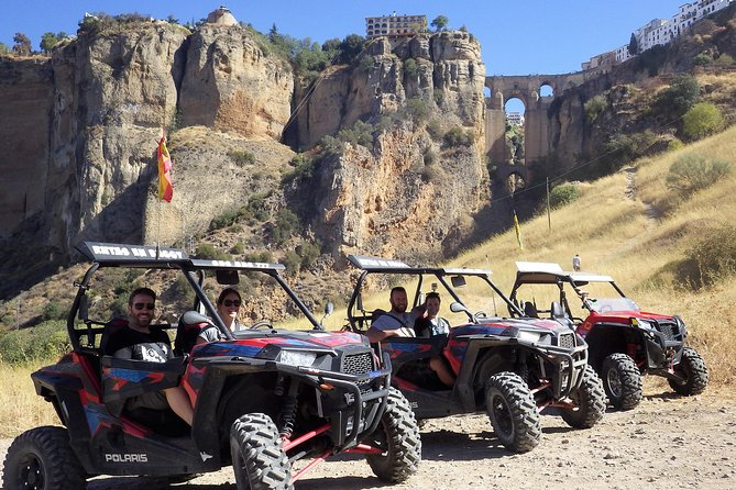 90 minute Extended Ronda Gorge Buggy Trip