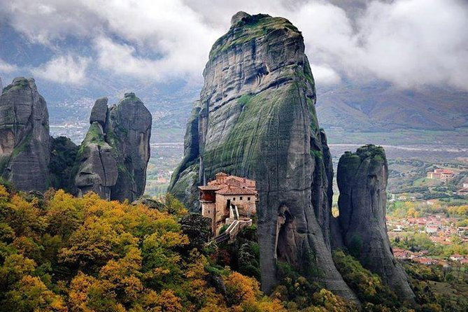 Full Day Tour to Meteora from Halkidiki