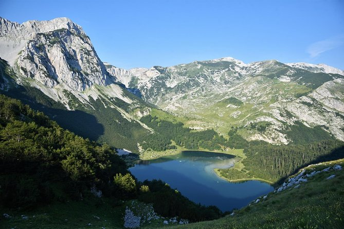 Conquer the highest peak of Bosnia and Herzegovina on Maglic Mountain
