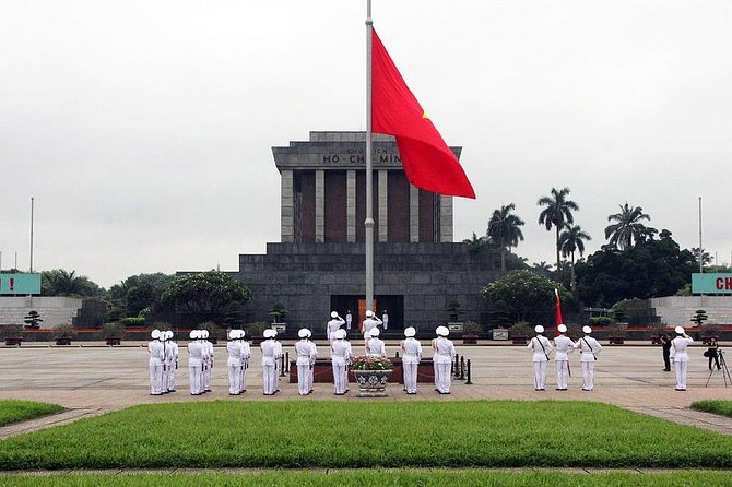 1-day private Hanoi city tour with fun and night street walking food tour
