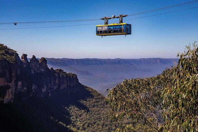 Private Guided Tour: Blue Mountains Tour from Sydney