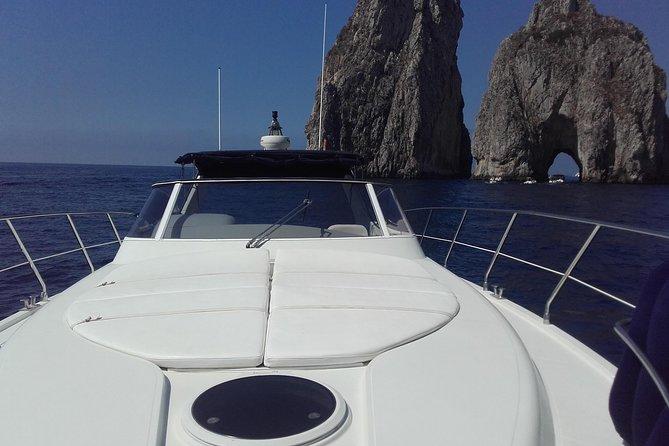 Private Cruise around Capri - yacht 40'