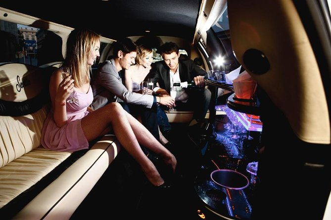 Limo Party & Club Package in Gdansk 2019