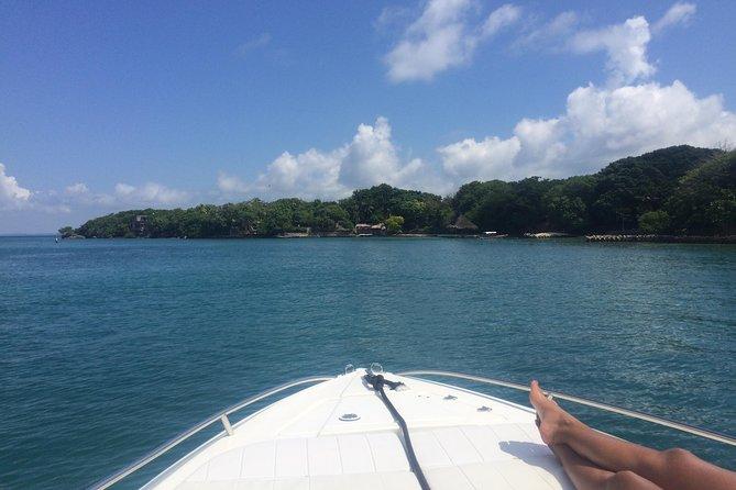 Full-Day Boat Rental in Cartagena