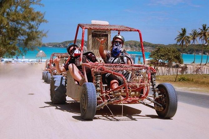 Dominican Backroad Buggy Adventure from Punta Cana