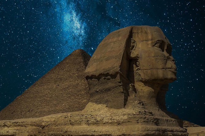 Giza Pyramids Evening Sound and Light Show from Cairo photo 3