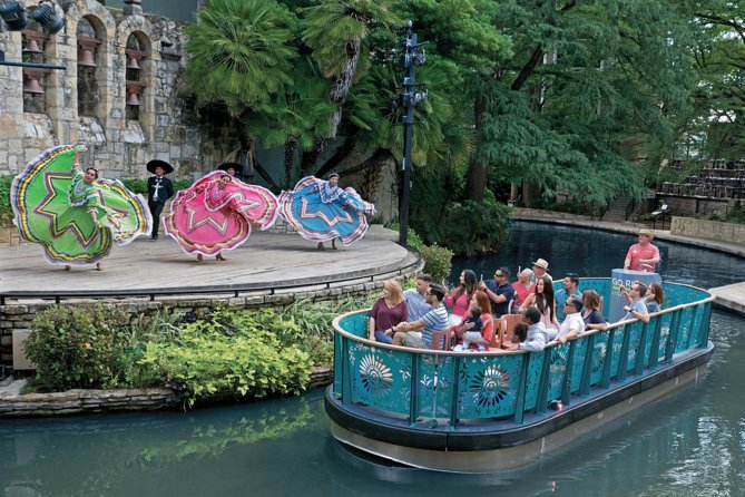 San Antonio Super Pass with Four Downtown Attractions