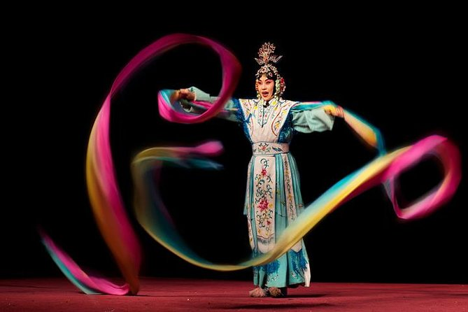 Private Beijing Peking Opera Night Show with PRIVATE hotel pick-up and drop-off