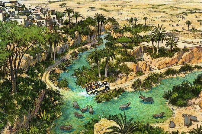 Al Ain City Tour from Dubai (Weddings & Honeymoon)