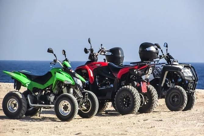 Hurghada Morning Quad Bike Desert Safari Trip