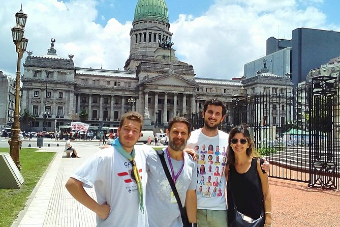 Buenos Aires Historical Heart Walking Tour