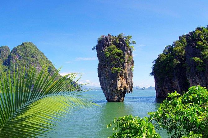 James Bond Island Tour(No Canoeing) From Krabi