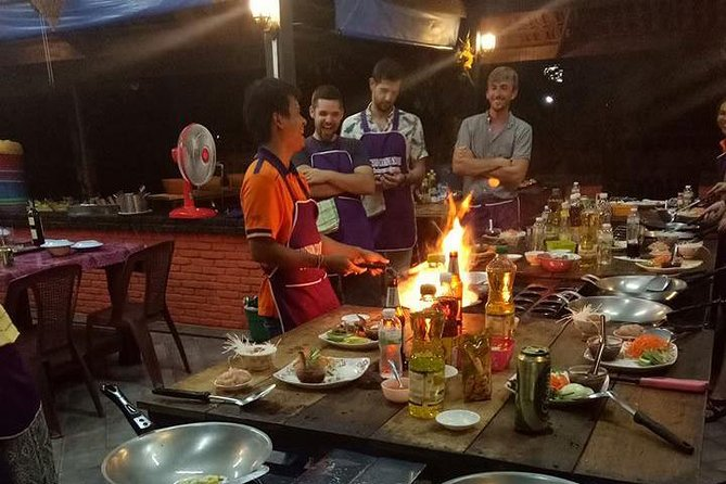 Thai Charm Cooking School Krabi