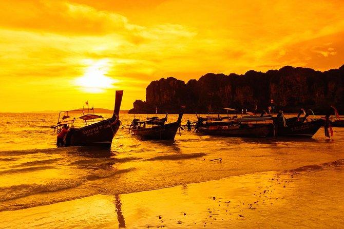 Krabi 7 Islands Sunset Buffet BBQ Dinner