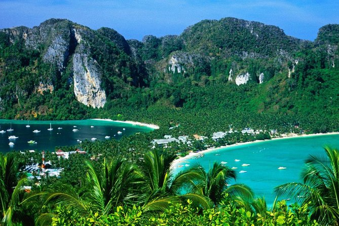 Phi Phi Islands One Day Tour By Speedboat from Krabi