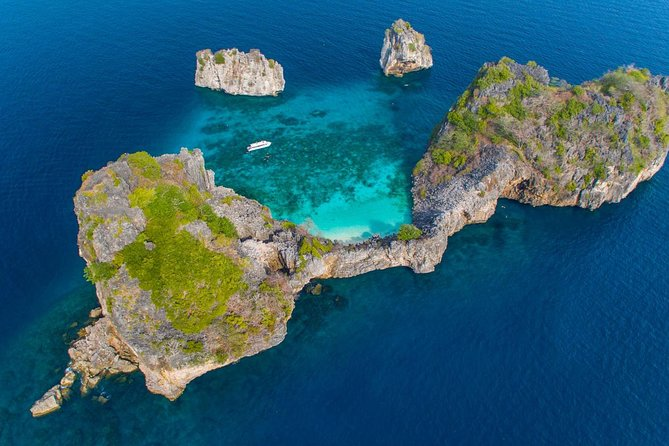 Snorkeling Tour to Rok and Haa Island From Krabi