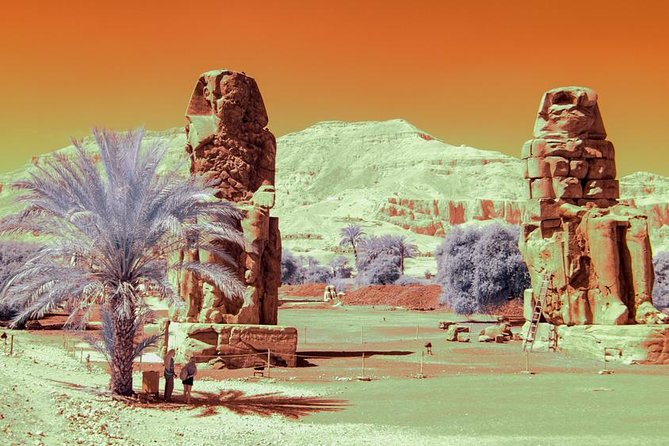 Private Half Day to Valley of the Kings Queen Hatshepsut Temple and Colossi of Memnon photo 1