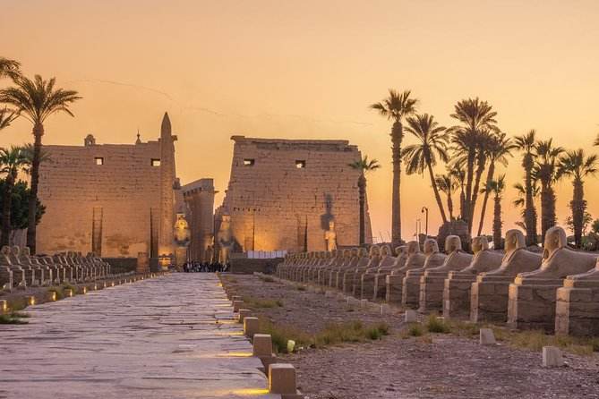 Private 2 Days Tour From Safaga Port To Luxor (Overnight)