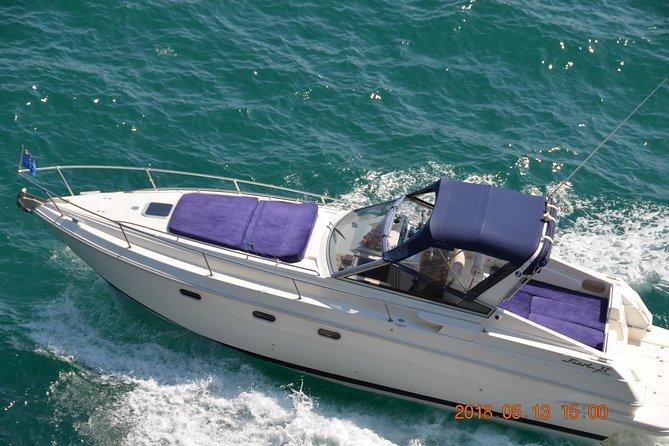 Full day luxury trip around Amalfi Coast and Capri