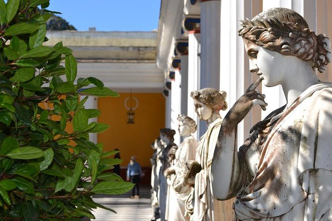 Shore Excursion: Customized Private Half-Day Tour of Corfu min 4 pax