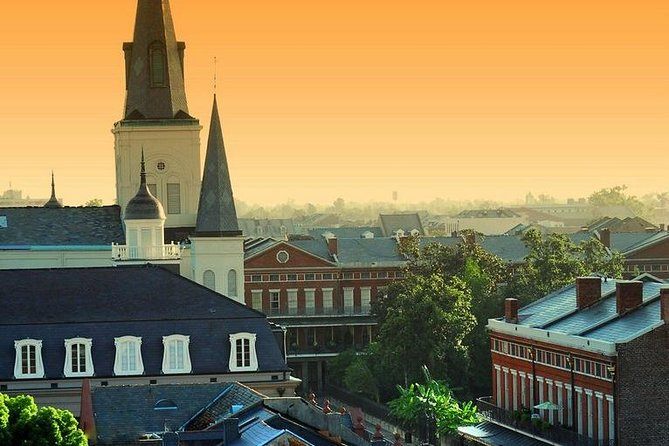 Private French Quarter Historical Walking Tour: Unlike Any City In The World