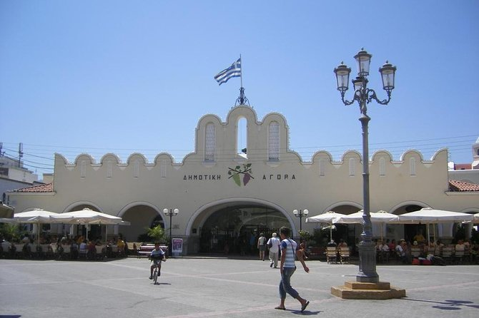 Independent Day Trip to Kos Island from Bodrum with Transfers