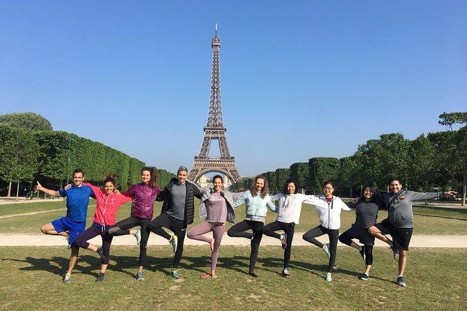 Paris Yoga Experience
