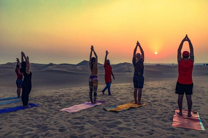 Dubai Yoga Experience