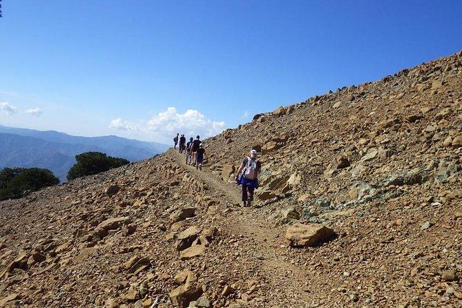 Troodos Walking Trip (Artemis+/Myllomeris Waterfalls) - private - from Larnaca