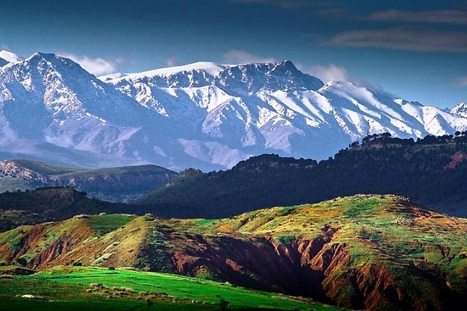 Full-Day Guided Tour: High Atlas Mountains from Marrakech