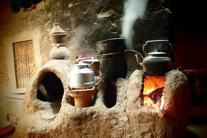 Visit a Berber house