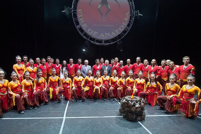Aspendos Fire of Anatolia Music and Dance Show