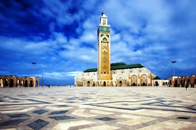 Casablanca and Rabat Day Tour including Lunch