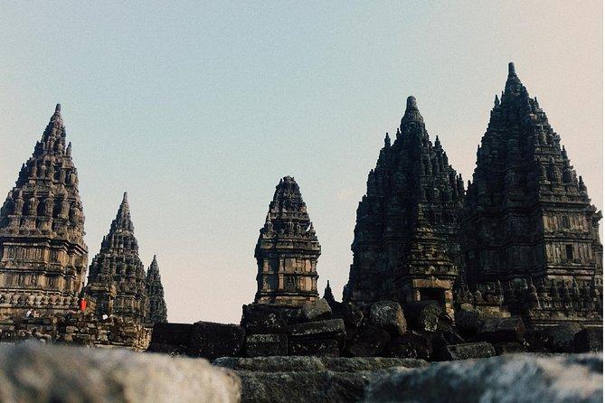(Seat in Coach) Yogyakarta Borobudur & Prambanan Temple